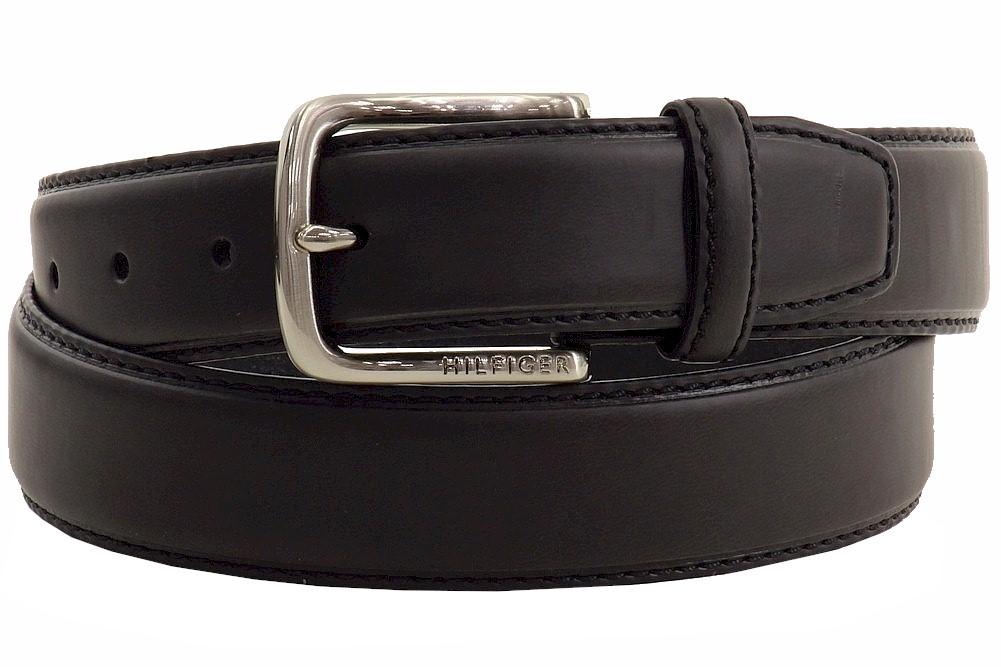 Tommy Hilfiger Mens Leather Belt