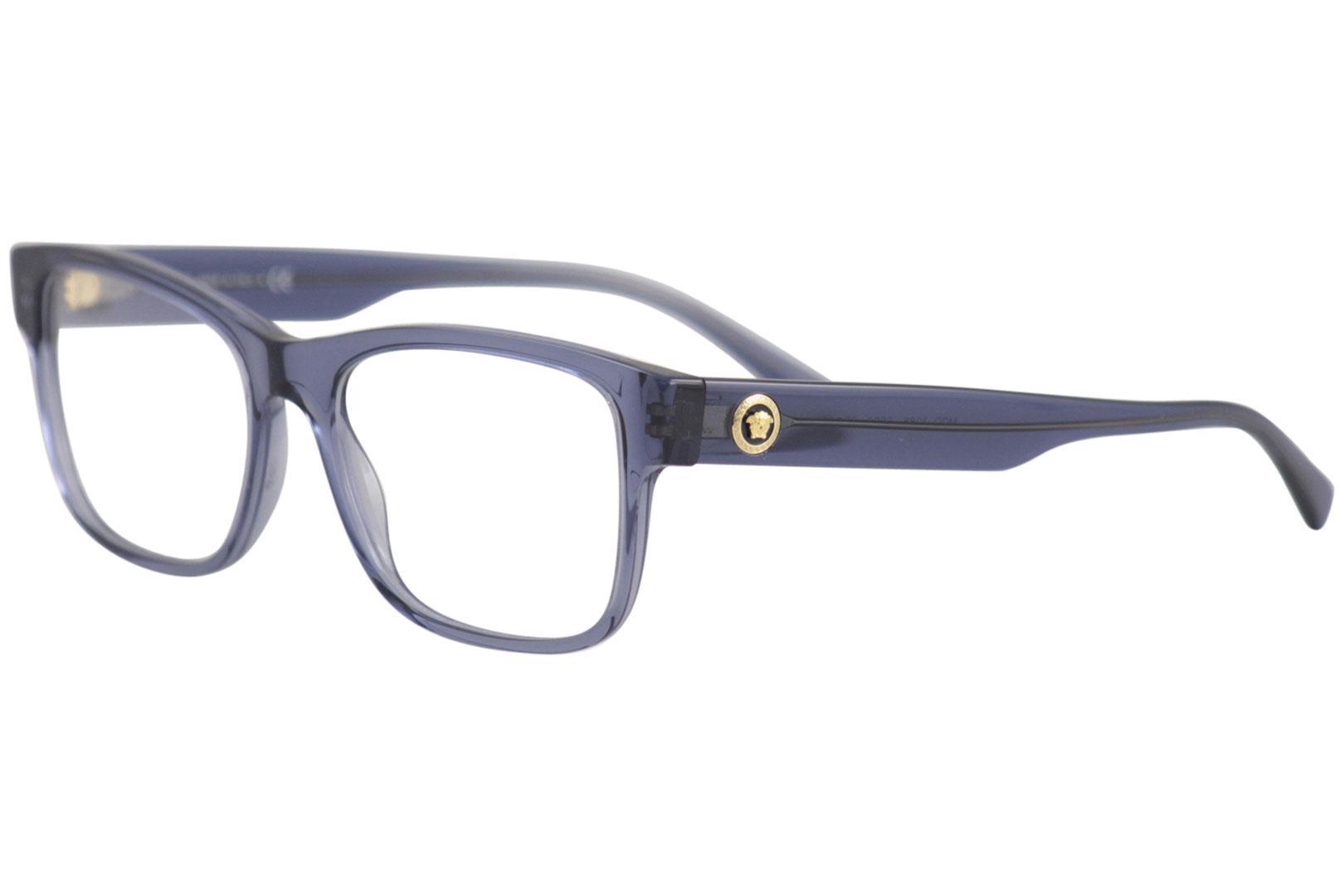 bae5dea7ab Versace Men s Eyeglasses VE3266 VE 3266 Full Rim Optical Frame