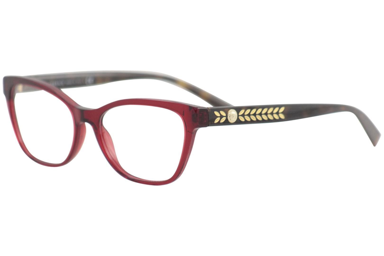 962fab16ab1 Versace Women s Eyeglasses VE3265 VE 3265 Full Rim Optical Frame