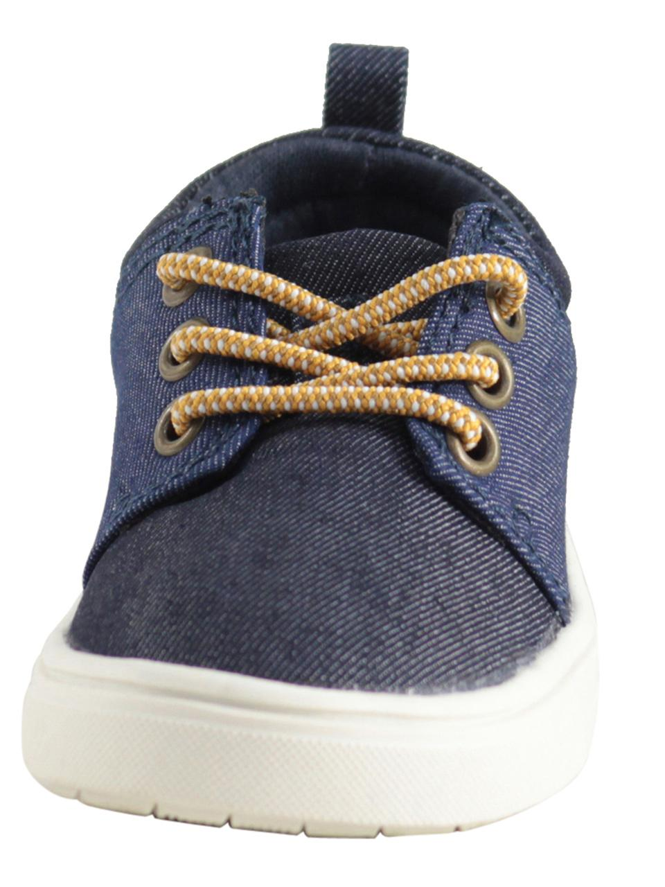 Carter/'s Little Boy/'s Limeri2 Brown Sneakers Shoes
