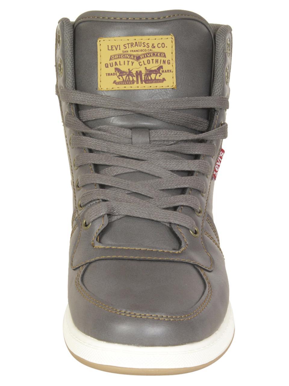 Stanton-Burnish-BT Levis Sneakers Shoes