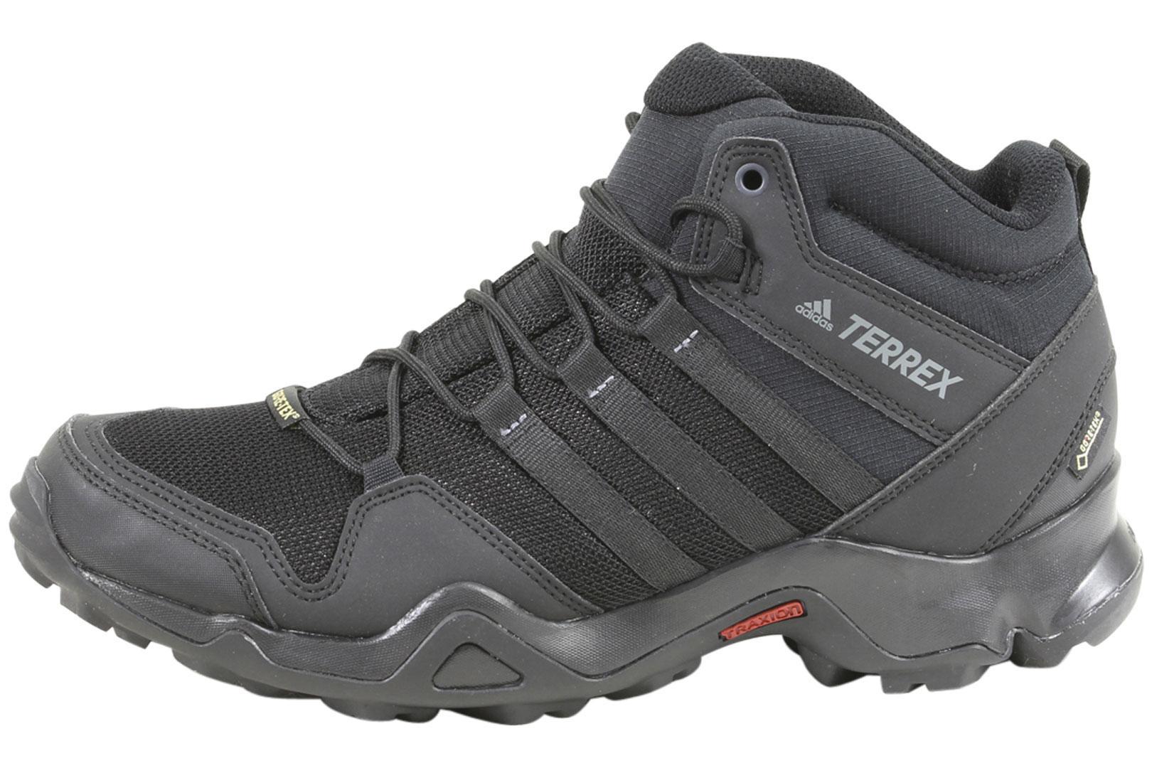 Adidas Men's Terrex AX2R Mid GTX Hiking Sneakers Shoes