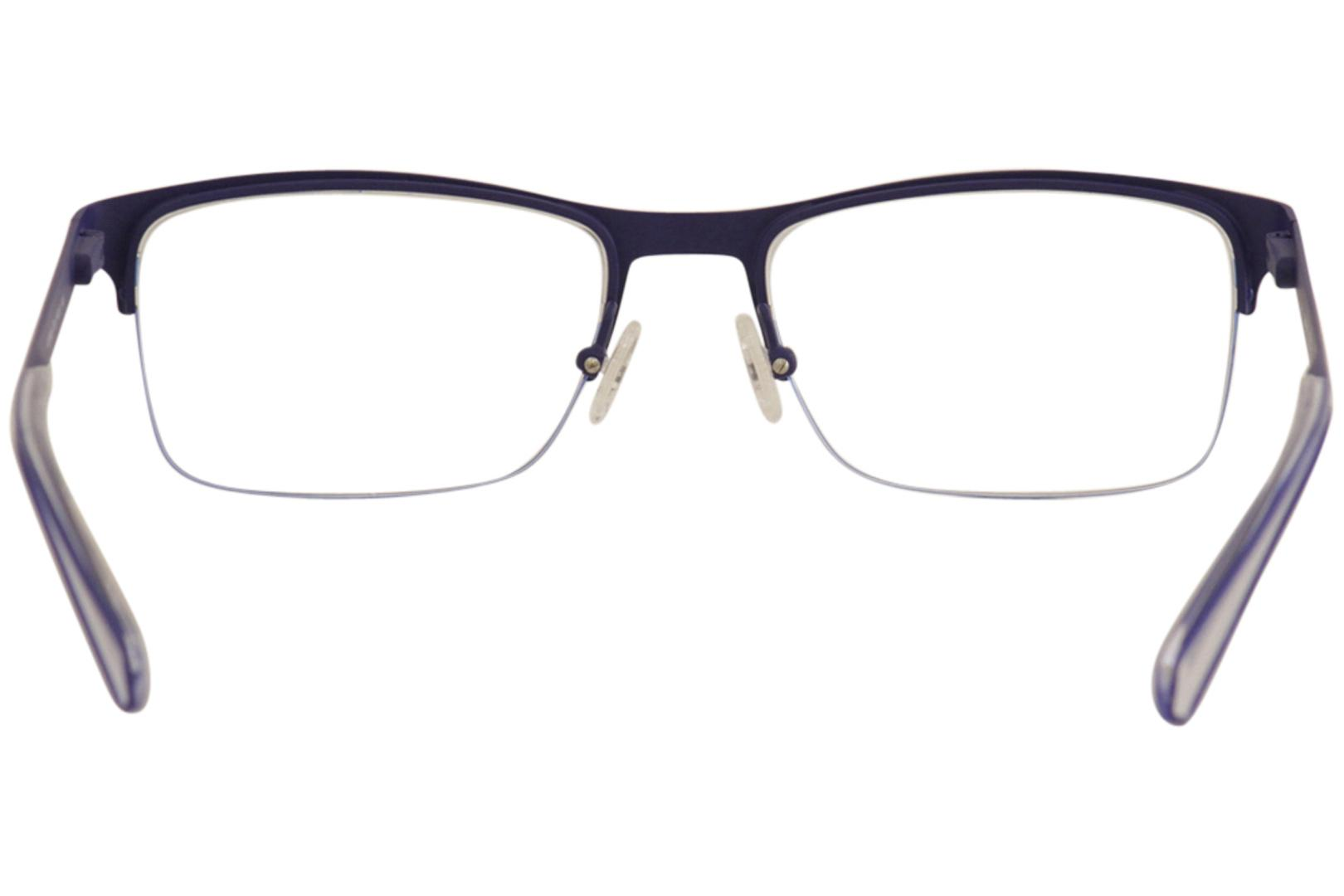 Eyeglasses Guess GU 1936 091 matte blue