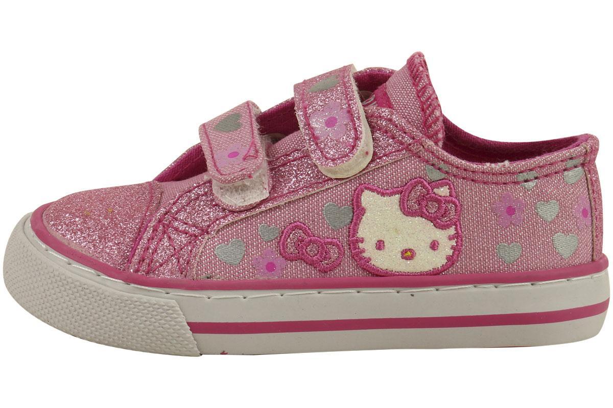 Hello Kitty Girls HK Lil Fallon AR4380 Fashion Sneakers Shoes
