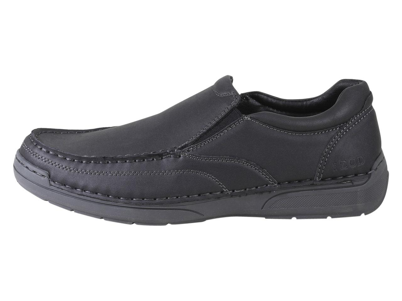 Izod Men/'s Fenway Slip Resistant Memory Foam Loafers Shoes