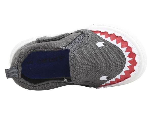 carter's shark shoes