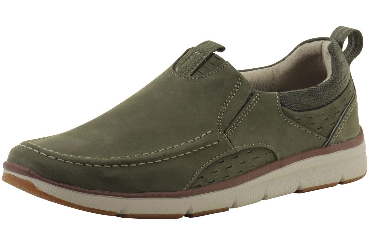 Clarks Men's Orson Row Loafers Shoes