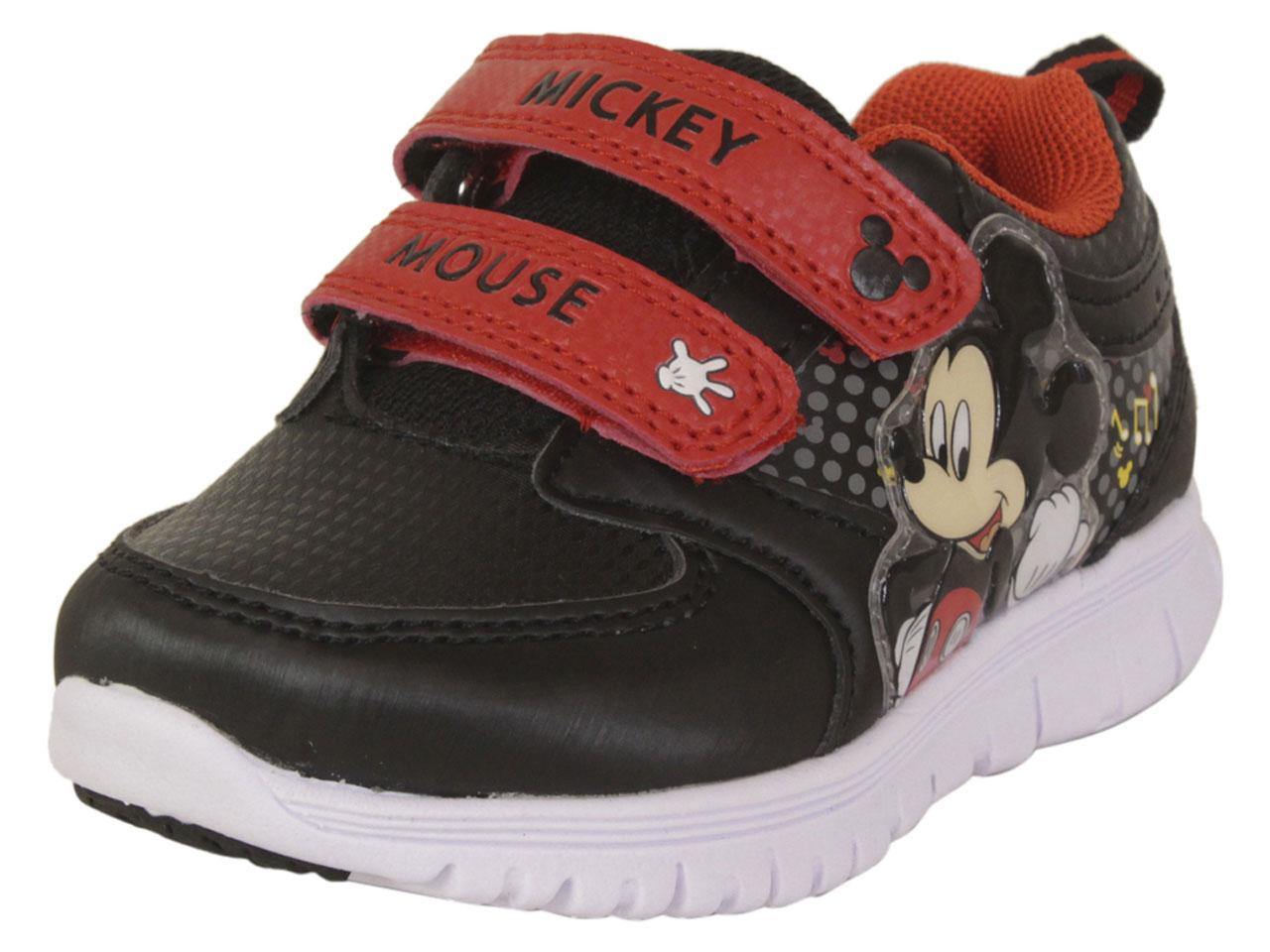 Mickey Mouse Light Up Sneakers Shoes