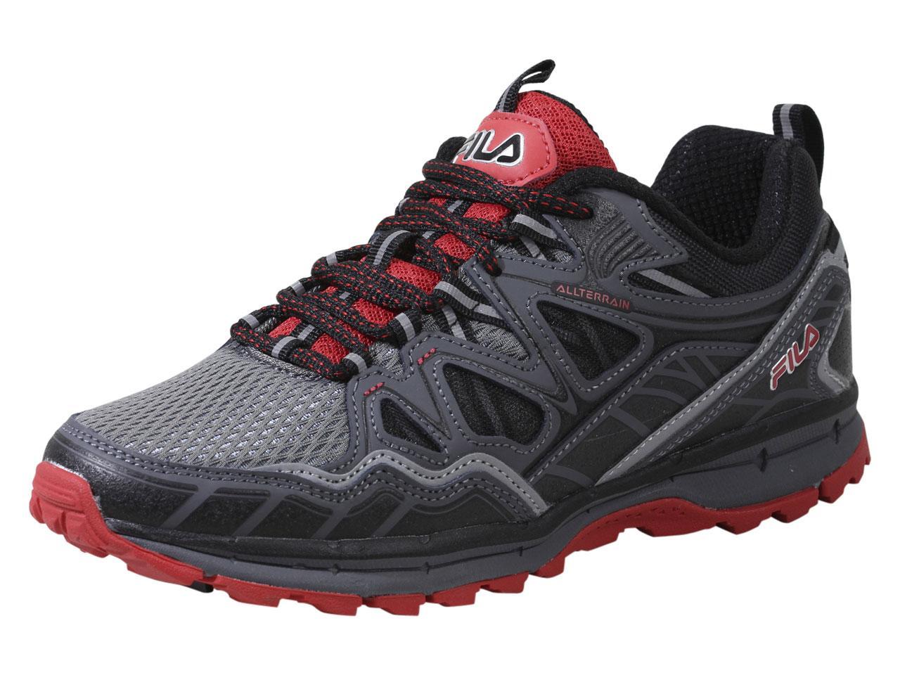 Fila Men's Memory TKO TR 5.0 Memory Foam Trail Running Sneakers Shoes