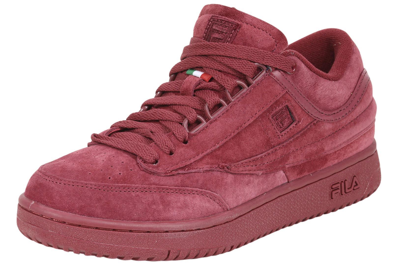 Fila Men's T 1 Mid Premium Sneakers Shoes