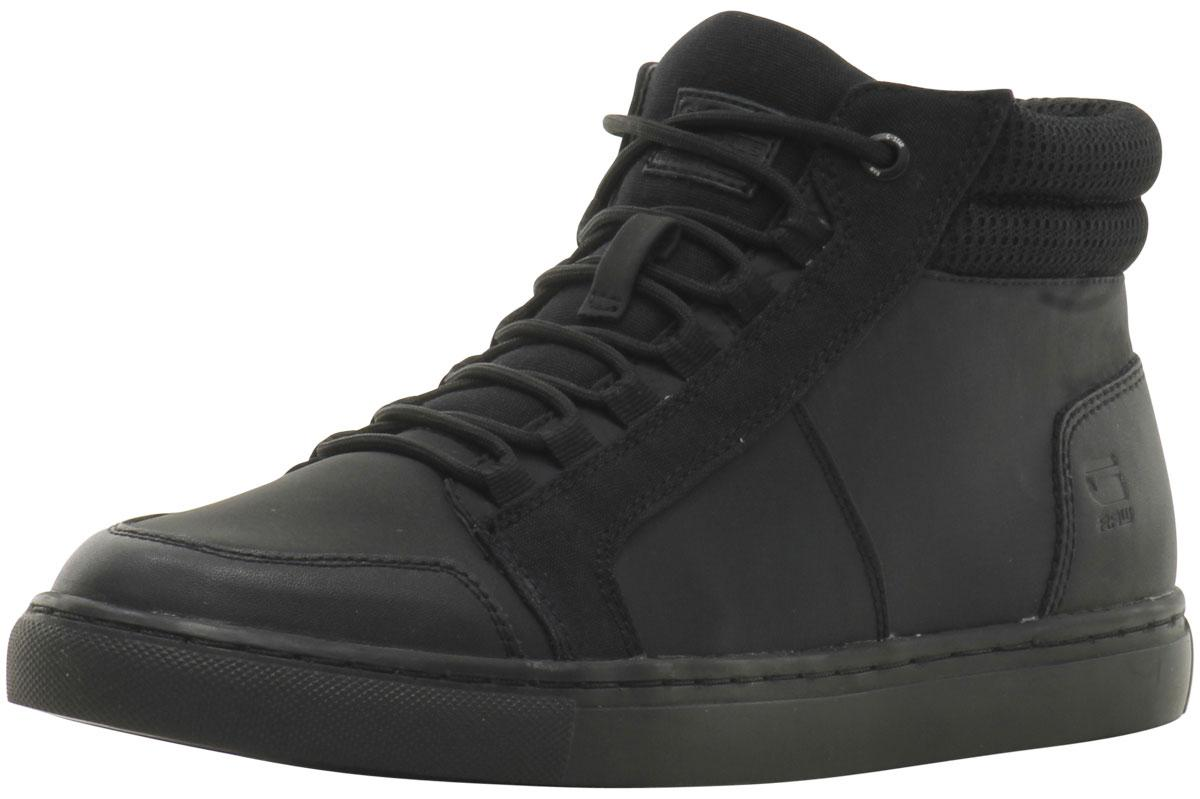 Zlov Cargo Mono Mid High-Top Sneakers Shoes