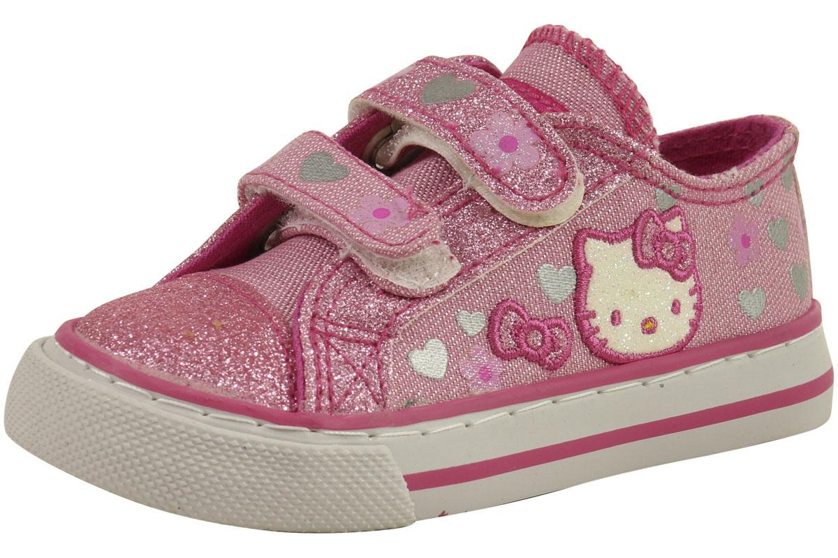 Hello Kitty Shoes Hello Kitty Girl's HK Lil Fallon AR4380 Fashion Sneakers Shoes