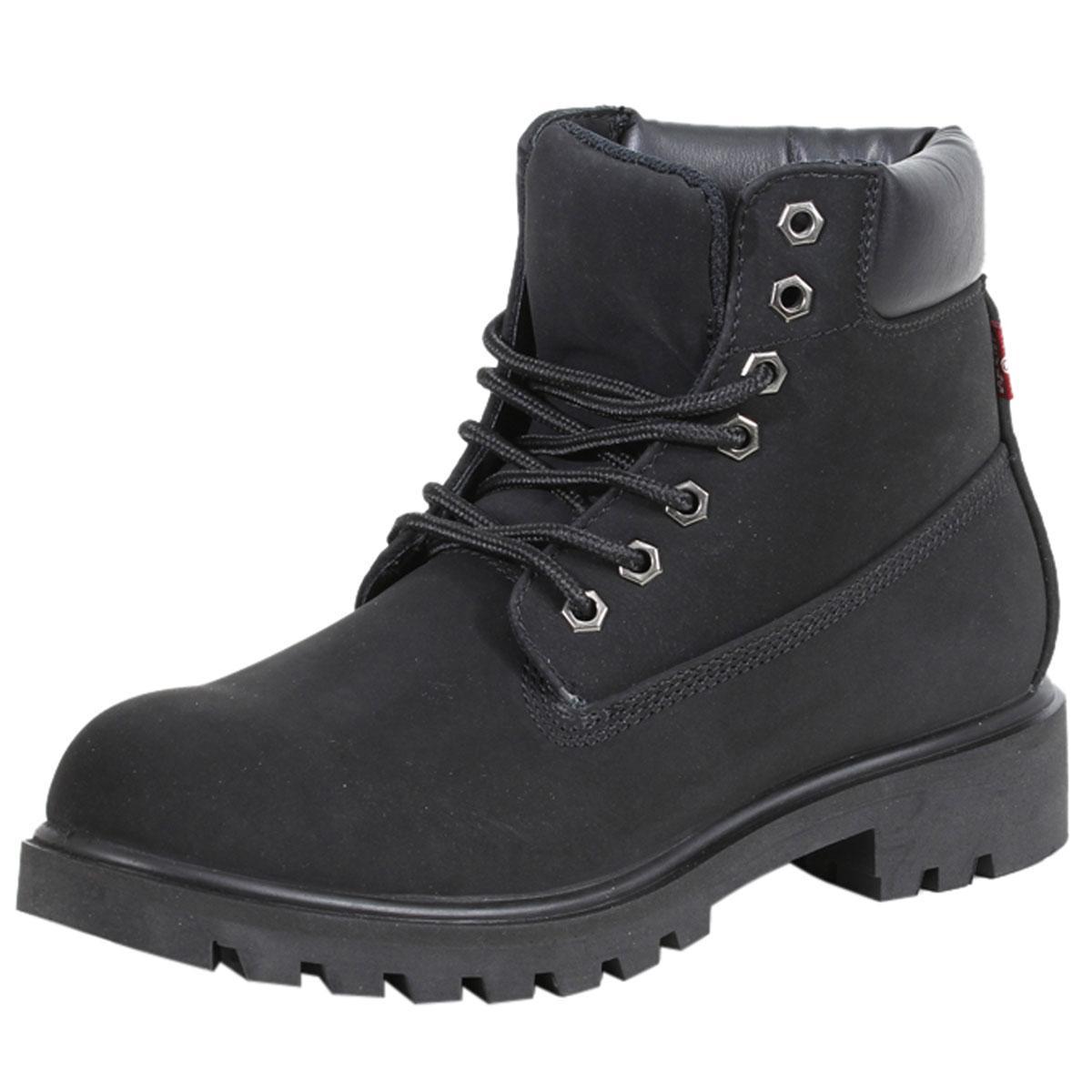 Levi's Men's Crestone INJ Boots Shoes