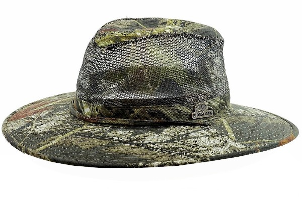 Dorfman Pacific PLAID LINEN FEDORA HAT