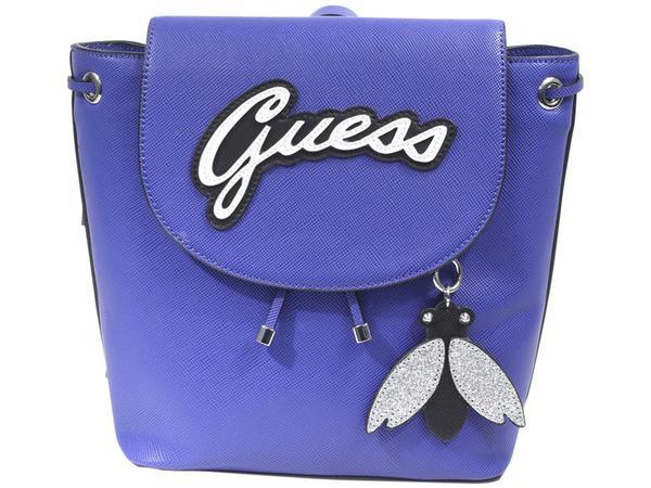 GUESS WOMEN'S VARSITY Pop Pin Up Backpack Bag $98.00