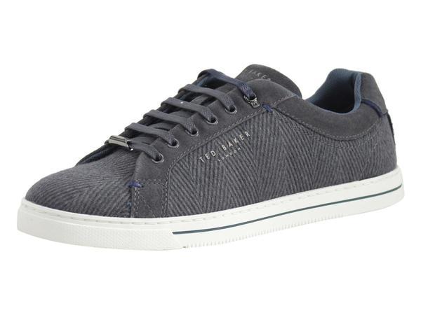 Werill Herringbone Trainers Sneakers Shoes
