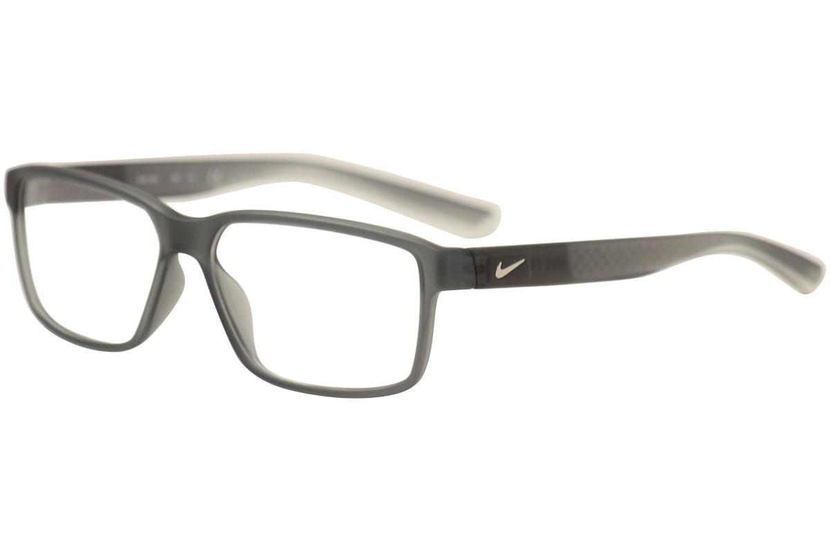 Cubeta carne de vaca Indefinido  Nike Men's Eyeglasses Live Free 7092 Optical Frame