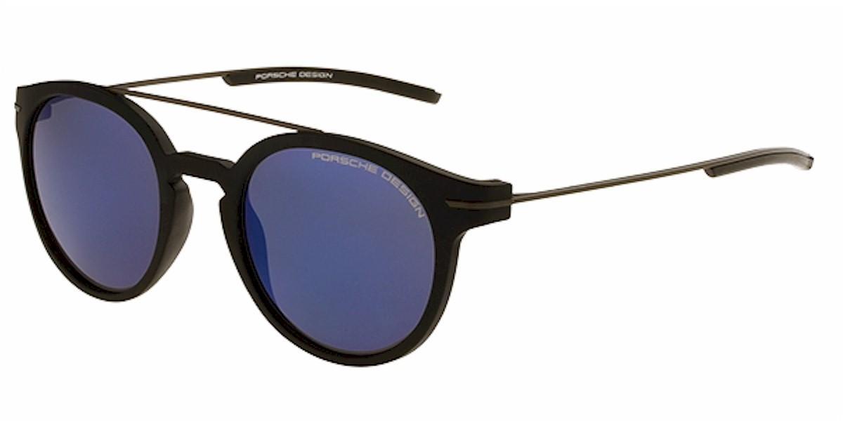 8838c43a908 Porsche Design Men s P8644 P 8644 Round Sunglasses by Porsche Design