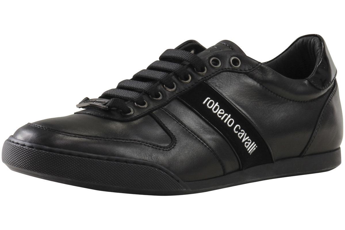 Versione B Black Sneakers Shoes