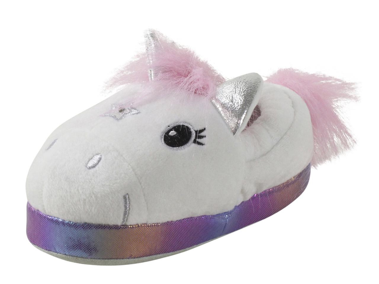 Molly Light Up Unicorn Slippers Shoes