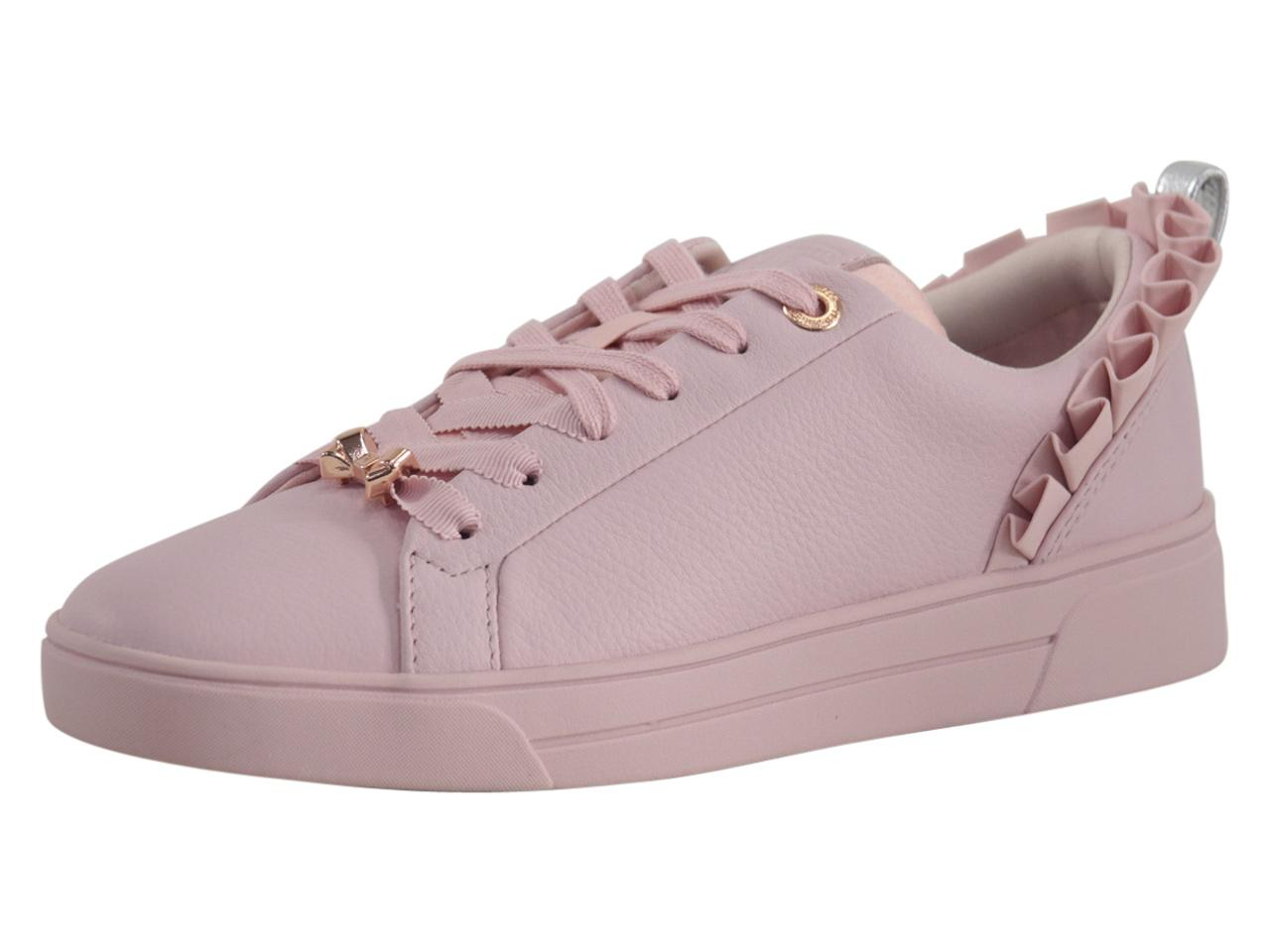 Ted Baker Women's Astrina Ruffle Sneakers Shoes