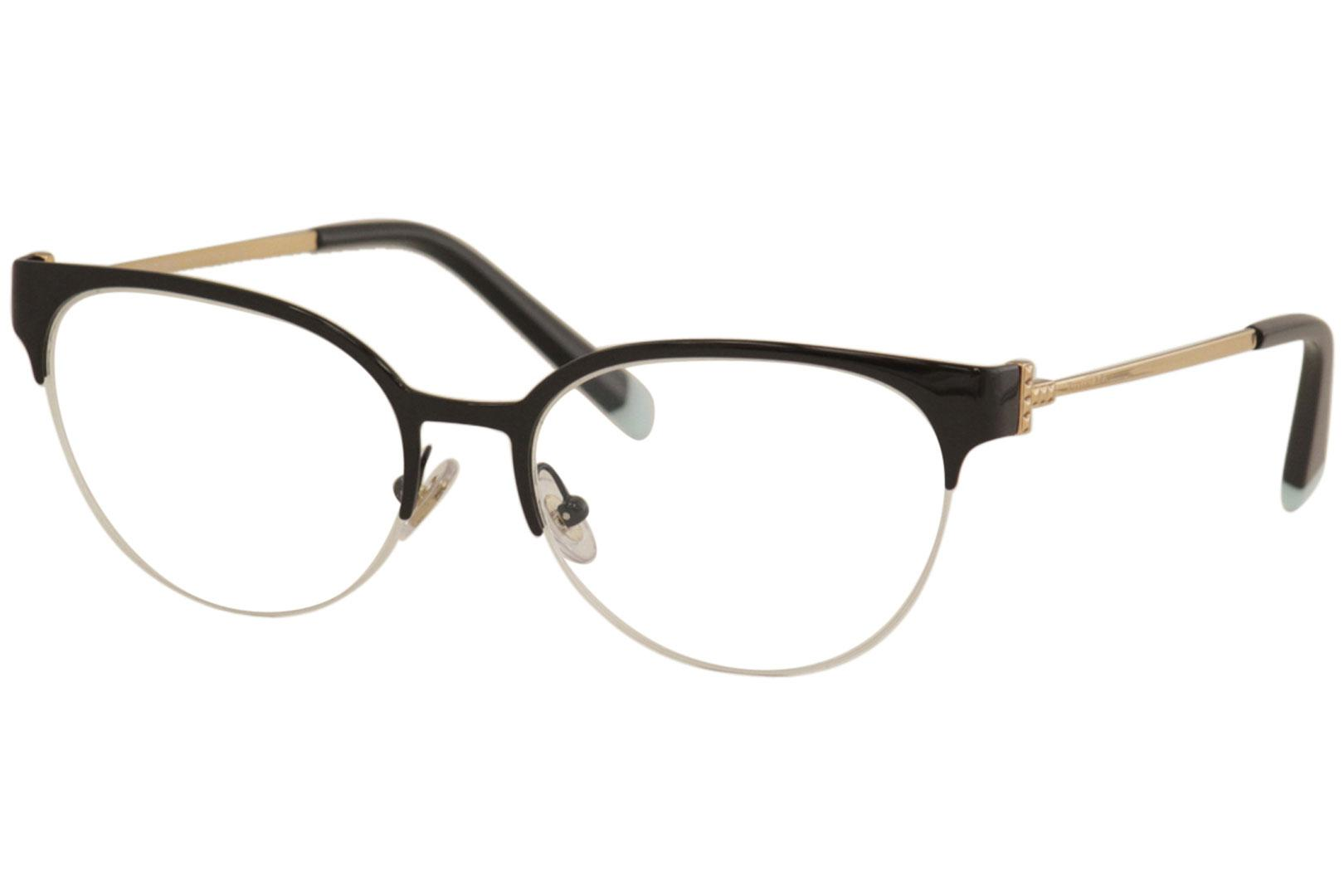 Tiffany Co Women S Eyeglasses Tf1133 Tf 1133 Half Rim Optical Frame
