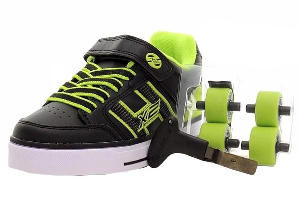 Bolt Plus X2 Light Up Skate Sneakers Shoes