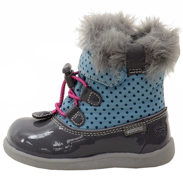 Abby Waterproof Winter Boots Shoes