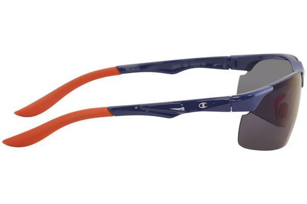 Champion Men's CU5112 CU5112 Sport Wrap Polarized Sunglasses