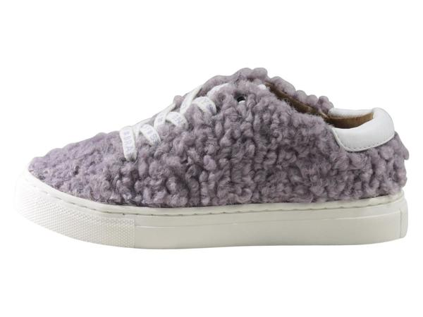 Lucky Brand Little//Big Girls Devina-2 Purple//White Sneakers Shoes