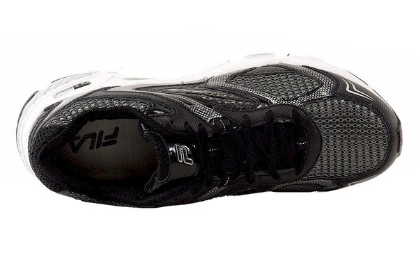 Fila Men's Swerve 2 LeatherMesh Running Sneakers Shoes