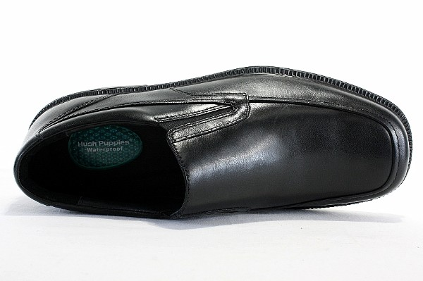 Leverage Waterproof Loafers Black Shoes