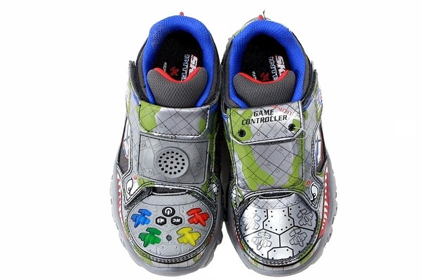 Skechers Boy S Damager Iii Game Kicks 2 Fashion Light Up Sneakers Shoes