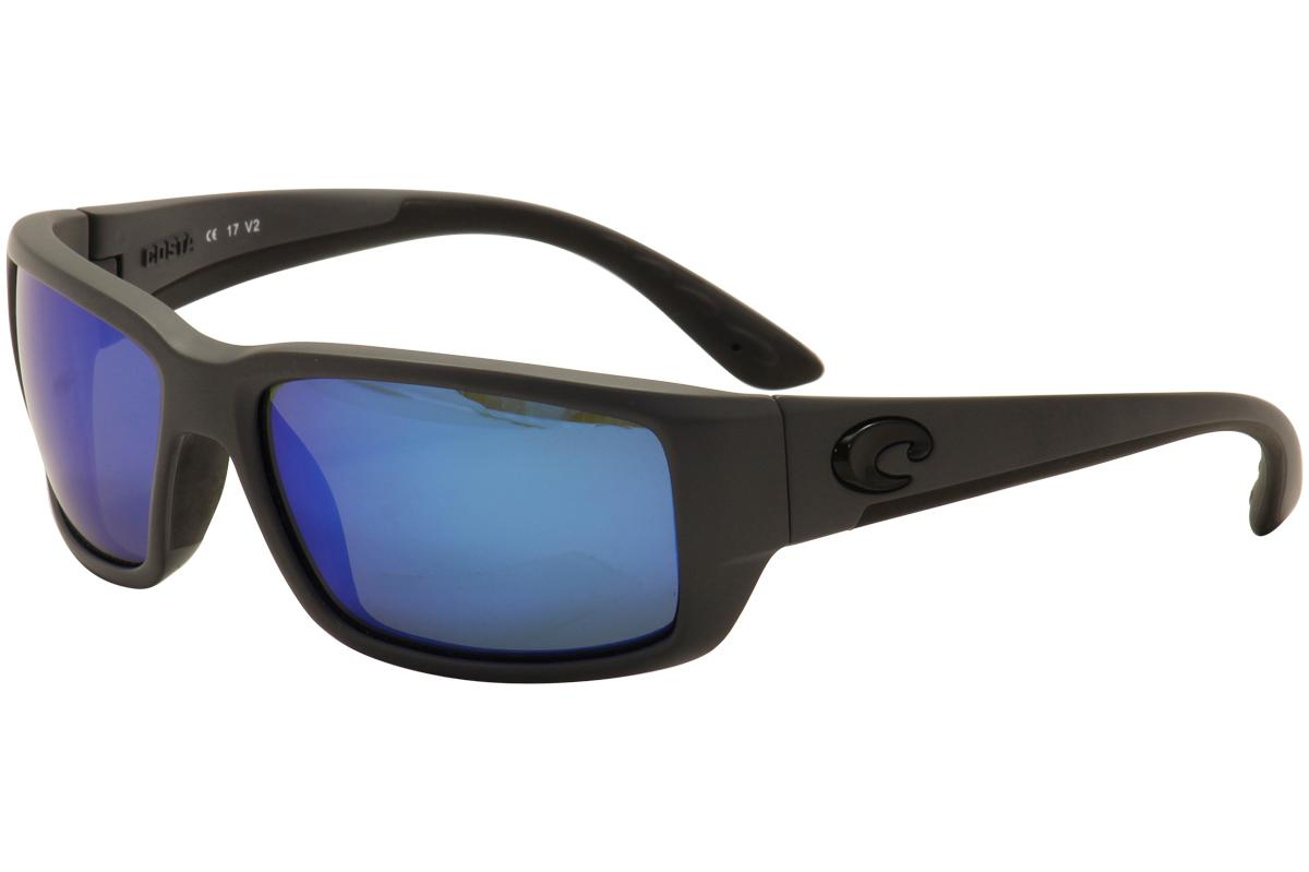 df02714525 Costa Del Mar Men s Fantail Polarized Sunglasses