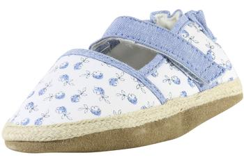 Robeez Mini Shoez Infant Girl's Poppies Espadrilles Shoes