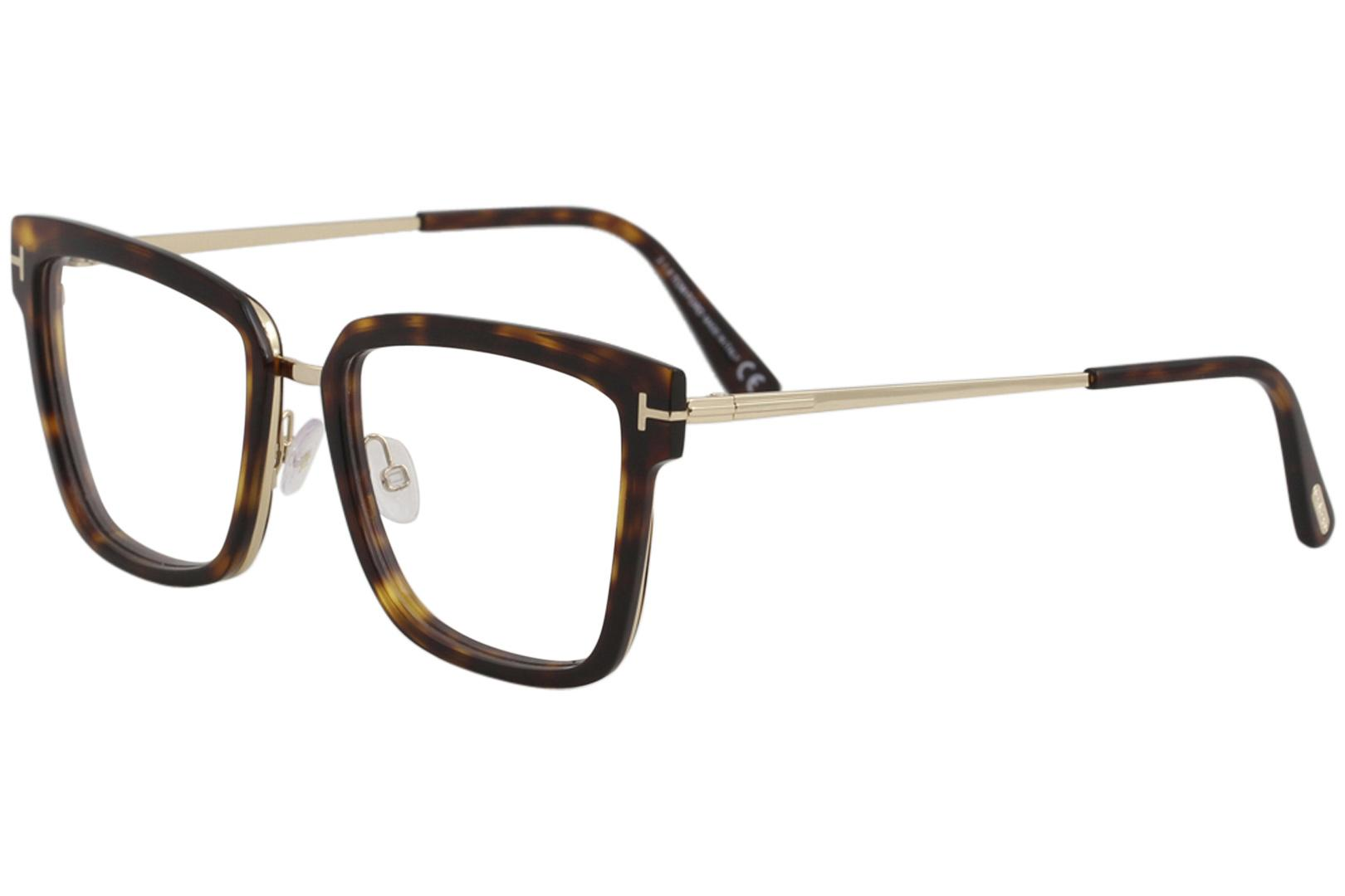 Tom Ford Women s TF5507 TF 5507 Full Rim Optical Frame e747d71de06f