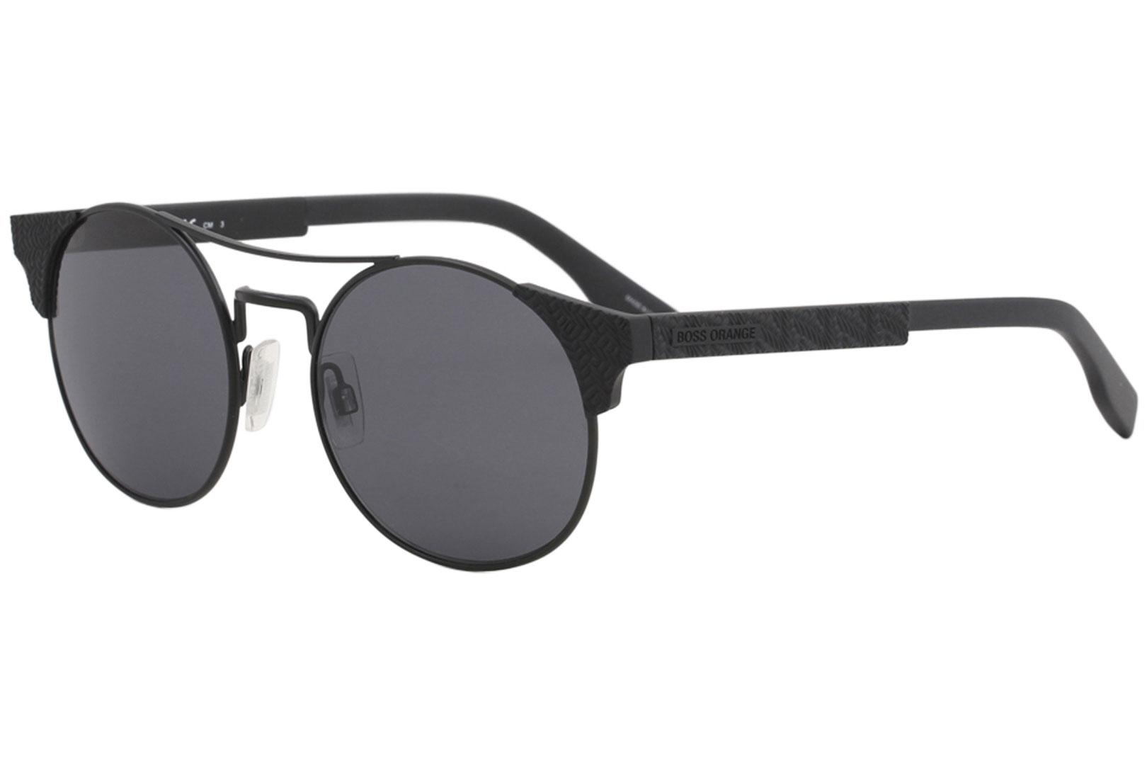 4920181e92 Hugo Boss Men s BO 0280S 0280 S Fashion Pilot Sunglasses