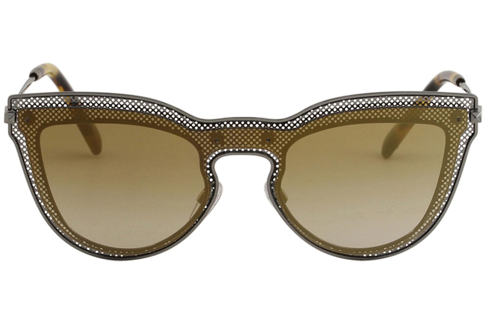 0cd0b63ba7e40 Valentino Women's VA2018 VA/2018 Fashion Cat Eye Sunglasses by Valentino.  12345