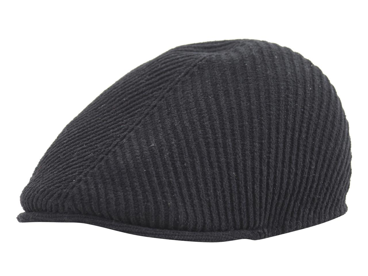abb463d1a9b047 Kangol Men's Cord Rib 507 Flat Cap Hat by Kangol. 12345