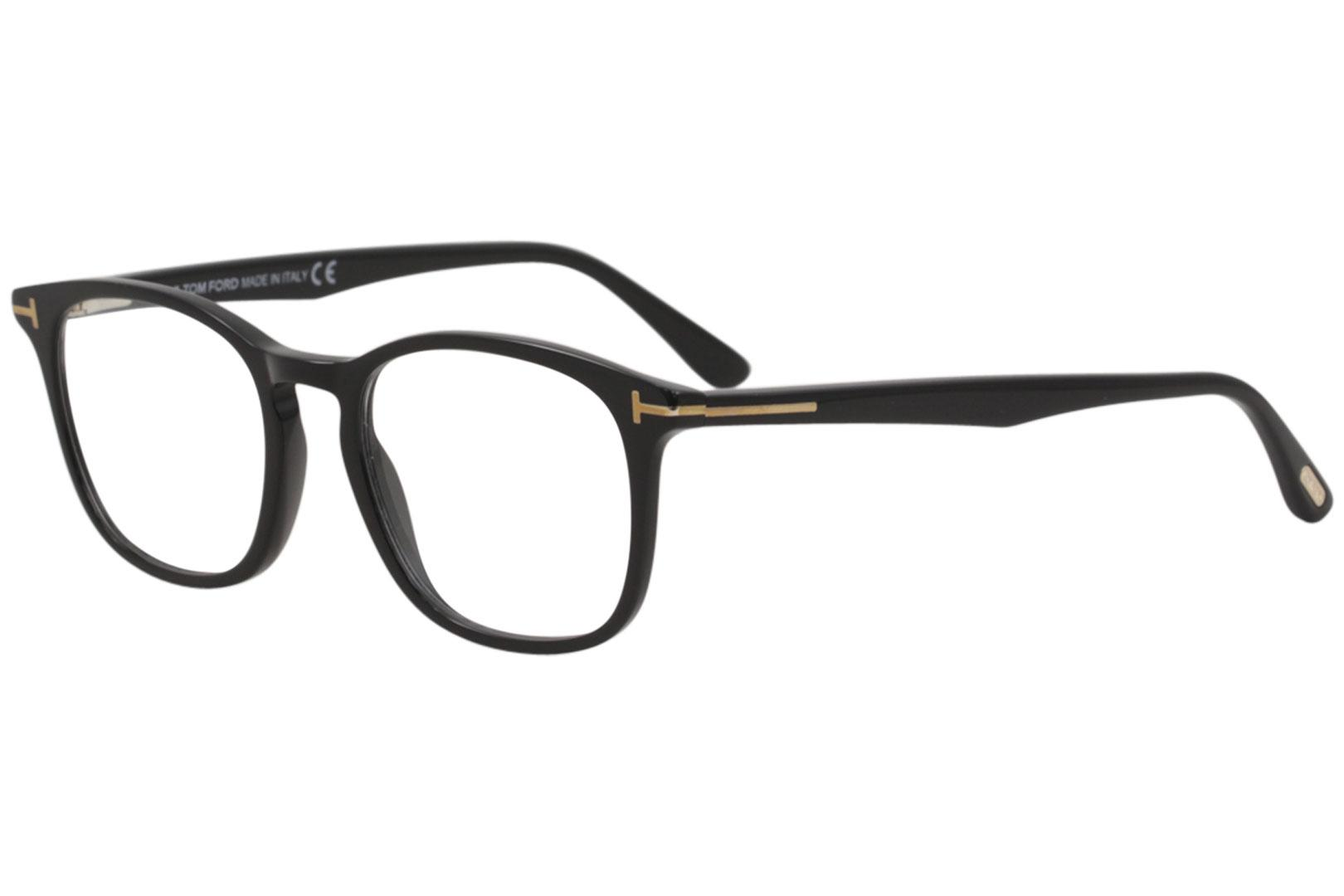 tom ford men's eyeglasses tf5505 tf/5505 full rim optical frame