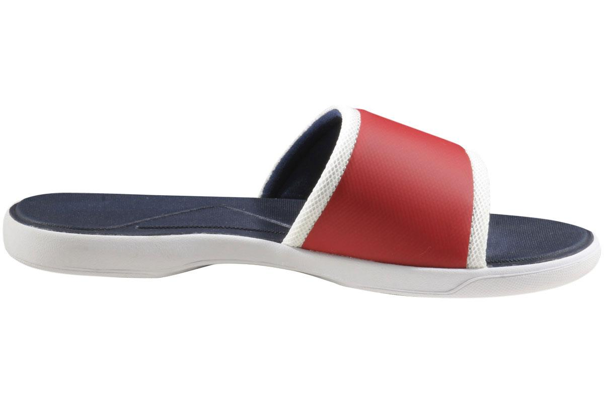 1d4514b3861b Lacoste Men s L.30-Slide-317 Slip-On Sandals Shoes