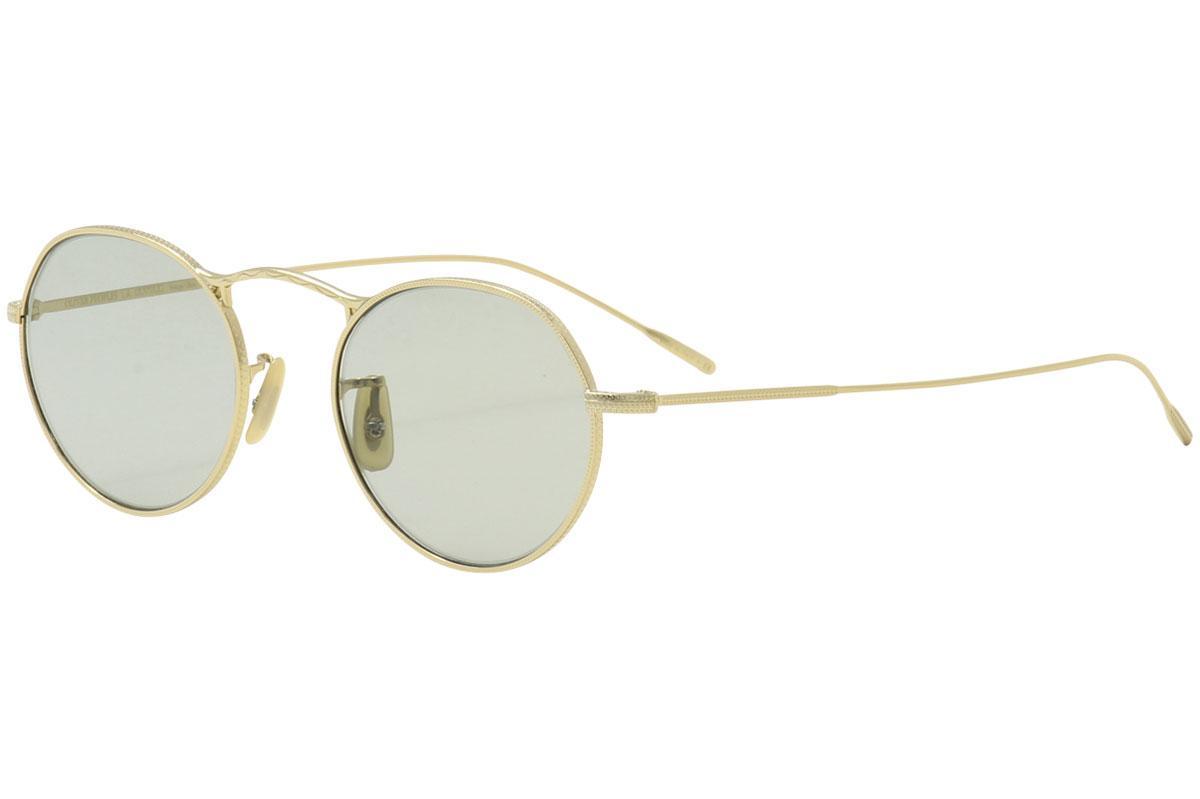 74a81734f939 Oliver Peoples Men s M-4 30th OV1220S OV 1220S Round Sunglasses