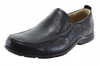 Hush Puppies GT Men's Leather Loafers Shoes  UPC: