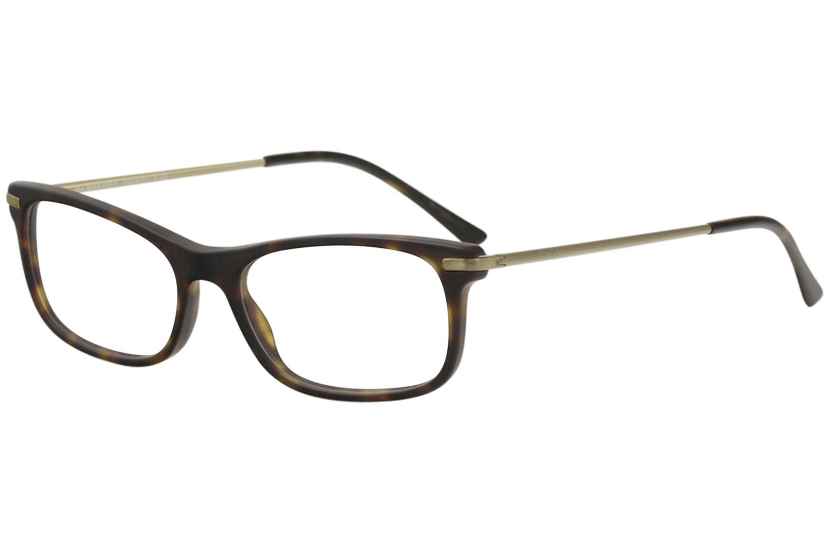 fde7f2657e05 Burberry Men's Eyeglasses BE2195 BE/2195 Full Rim Optical Frame