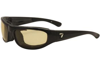 7Eye Men's AirShield Whirlwind Wrap Sport Sunglasses  UPC: