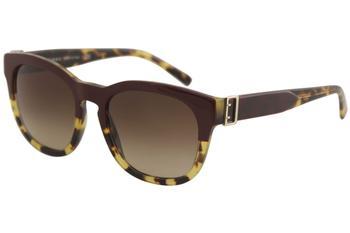 462474e963d BURBERRY Sunglasses B3040 3040 Striped Grey White 1005 87 Shades