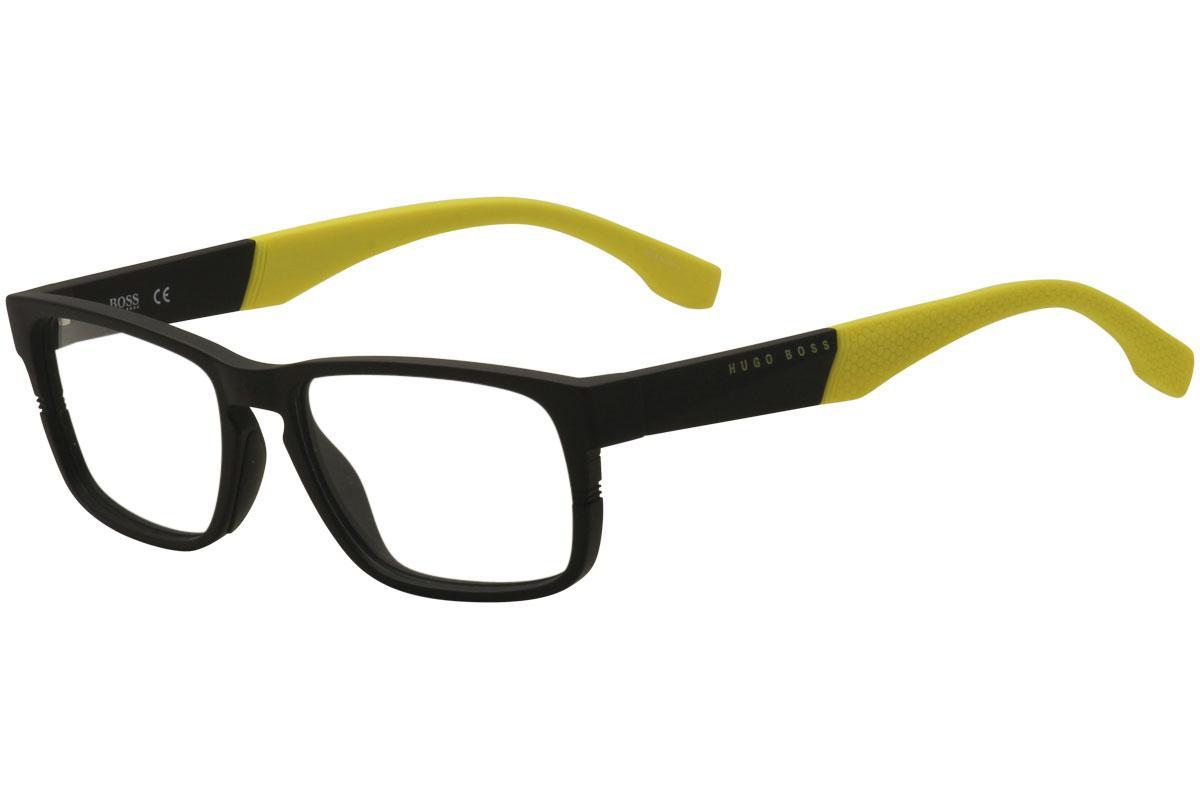 8ca0c4021d7 Hugo Boss Men s Eyeglasses 0917 Full Rim Optical Frame