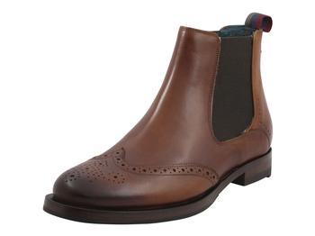 39f36e03d Ted Baker Men s Camheri Brogue Chelsea Boot