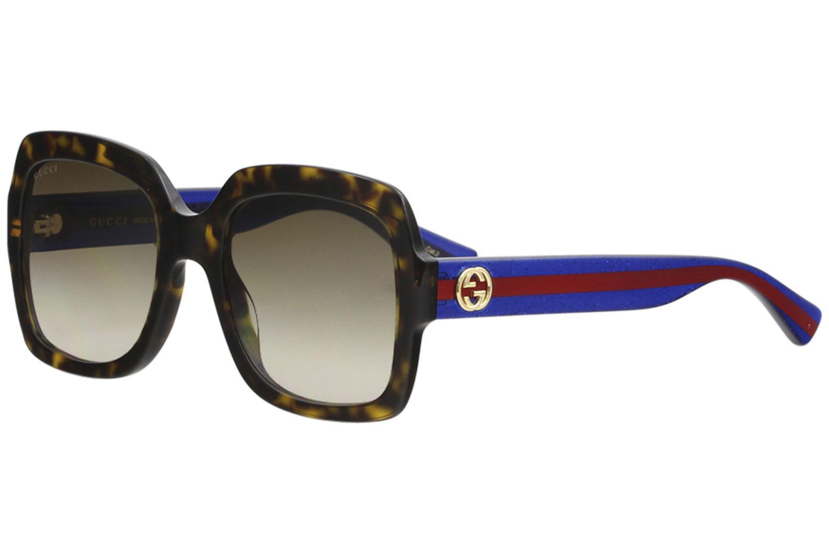 e1b03809b99ee Gucci Women s GG0036S GG 0036 S Fashion Sunglasses by Gucci