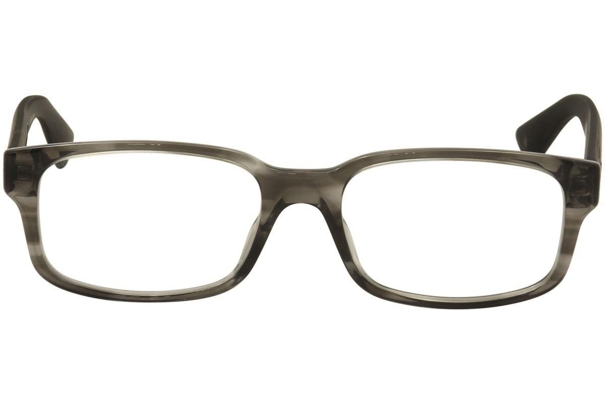 53c8e9fd3f Gucci Men s Eyeglasses GG00120 GG 00120 Full Rim Optical Frame by Gucci.  Touch to zoom